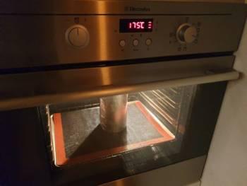Préchauffer votre four à 175°C et cuire environ 25 min