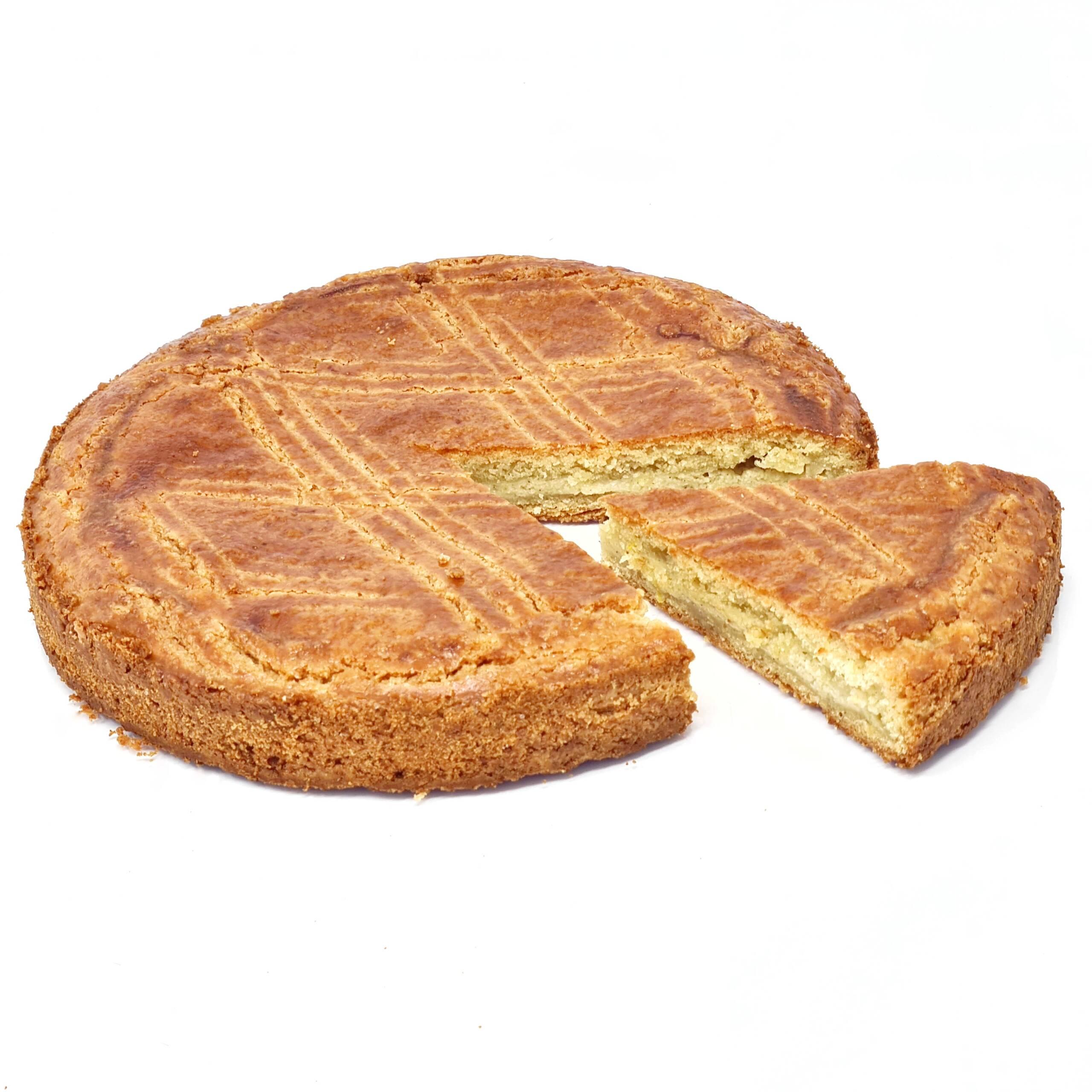 Gâteau Basque
