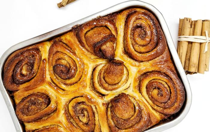 Brioche à la cannelle (Cinnamon roll)