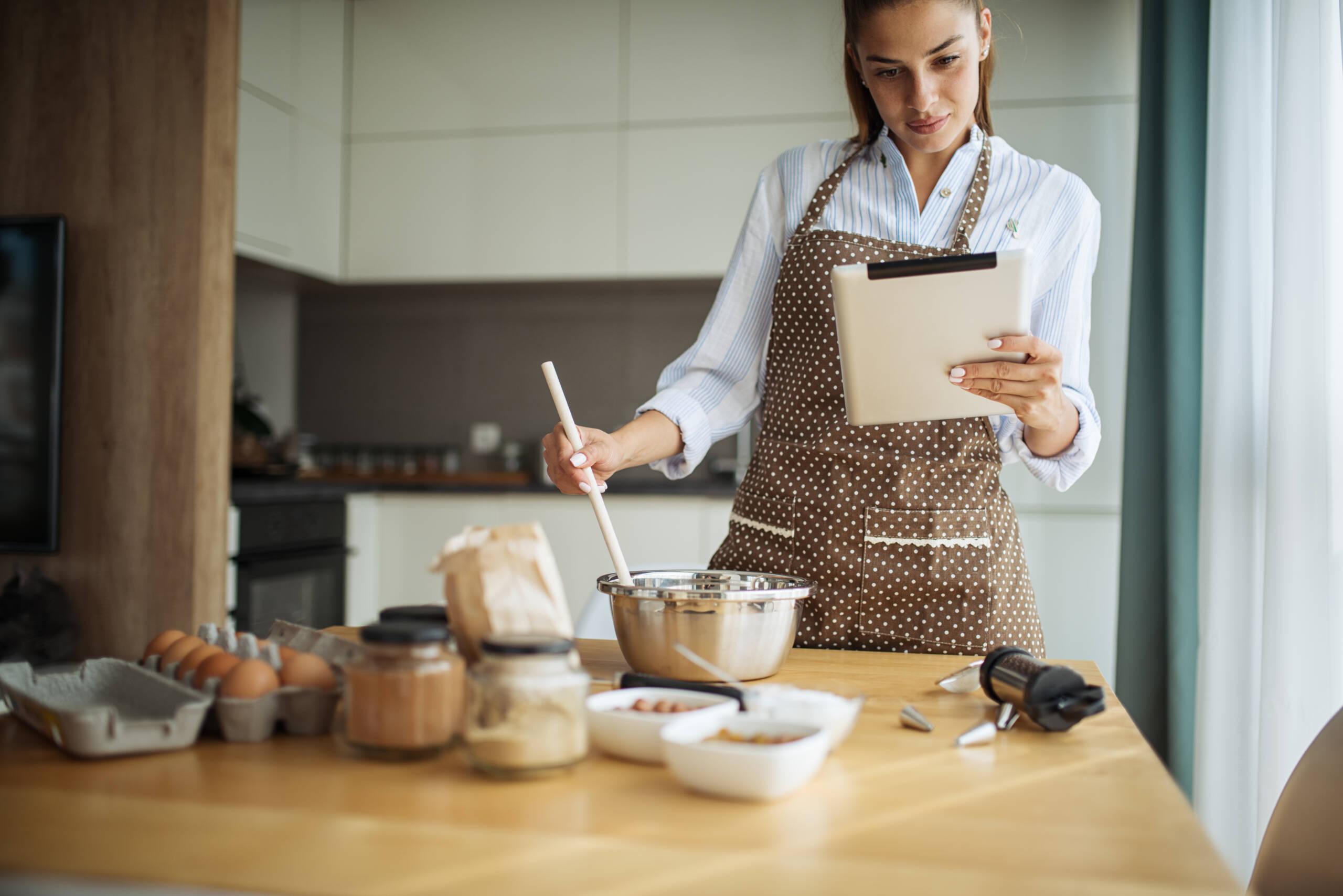 Cours en ligne de pâtisserie